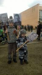 Холмжирковцы отпраздновали День Победы! | Наша добрая Смоленщина