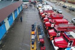 Смоленская область готовится к рискам осенне-зимнего пожароопасного периода