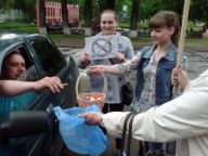 Центральная районная библиотека совместно с детской библиотекой провели акцию «Меняем сигарету на конфету» | Наша добрая Смоленщина
