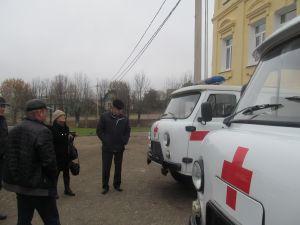 Холм-Жирковская ЦРБ - Смоленская область
